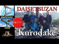 Kurodake in Daisetsuzan
