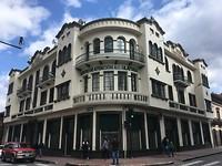 Cuenca architectuur