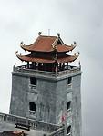Uitkijktoren bovenop Fansipan