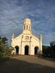 Een kerkje in Savannahket