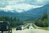 On the way to Calgary