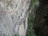 Muchu Pichu, de inca-brug