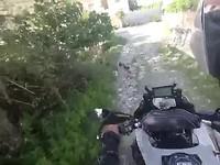 Shortcut naar ons hotel in Albanie