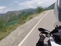 Weg Fierze-Shkoder