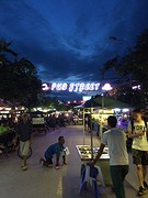 De Pubstreet in Siem Reap