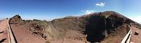 De top van de Vesuvius beklommen