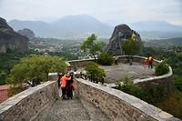 uitzicht vanuit Sint Niklaas klooster