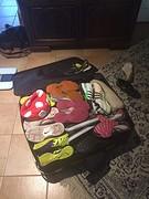 Koffer vol schoenen