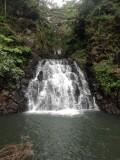 De zoveelste waterval
