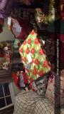 veel cadeaus zijn opengemaakt op Kerstavond