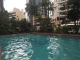 zwembad hostel