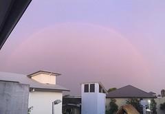 hele grote regenboog!