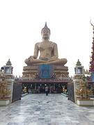 Boeddha tempel in de buurt