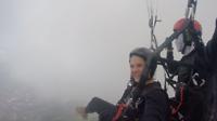 Emma letterlijk in de wolken