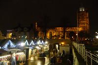 Norwich kerstsfeer