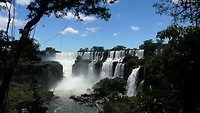 De schitterende watervallen van Iguazu aan de Argentijnse kant