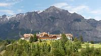 Schitterend gelegen hotel Llao Llao bij Bariloche