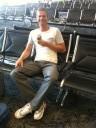 Bakkie doen op Tampa Int. Airport