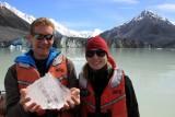 Op Mount Cook Glacier Lake
