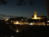 Nevers by night