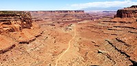 Shafer viewpoint in Canyonlands