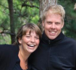 Erwin en Sarah