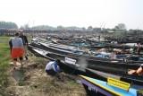 Inle lake - Floating market