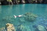 Meren op eiland Coron, prachtig