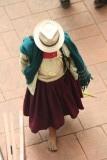 Vrouwen in de regio van Cuenca hebben de mooiste klederdracht vonden wij