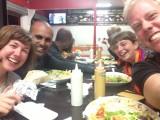 Avondje mojito's en kebab!!