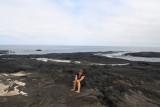 Lopen over lava