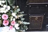 Graf van Evita, dit was echter niet het meest indrukwekkende graf, we vonden het dan ook bij toeval