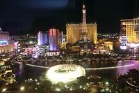 Ons uitzicht vanuit de hotelkamer