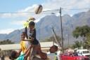 Inworp bij de street rugby