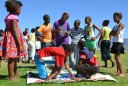 twister op de Funday in Tulbagh