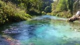 Blue Eye Spring - een natuurlijke bron van >50 meter diep!