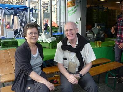 Eugenie en Wim Huisman