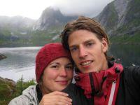 Toine & Eva in New Zealand
