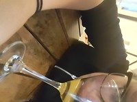 Goals: krijg je je cocktail op zonder handen??