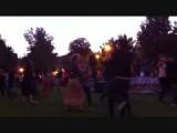 Rare dansjes introweek uni