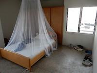 Mijn slaapkamer voor de komende 12 weken