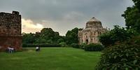 Londi Gardens, Delhi