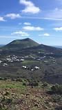 360 gr zicht op gans Lanzarote vanaf de berg Juan Bello👍👍👍