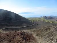 Zicht op La Gomera