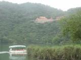Tempel bij het meer