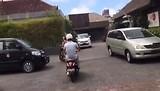 Erop uit met de scooter