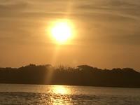 sunset Afrika