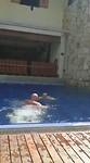 Zwemmen Udawalawe