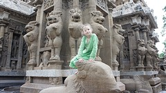 2016-6-24 Kanchi Kailasanathar Temple-17