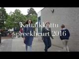 KATTAIKKUTTU SPREEKBEURT 2016 (VLOG FSL 4)
